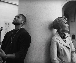 Muzik Video Crush Gandingan Yuna dan Usher