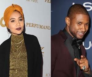 Yuna Hasil Muzik Video Crush Bersama Usher