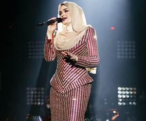 Cerita Baju Konsert Dato' Siti Nurhaliza