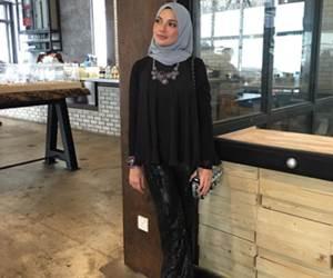 Gaya Hijab Selebriti Tempatan