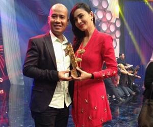 Elizad Sharifuddin Juara Gempak Superstar