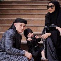 Gambar Umrah Rozita Che Wan, Zain Saidin & Aaisyah Dhia Rana