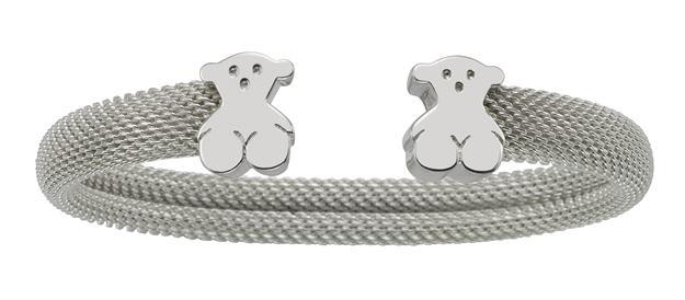 711900031 - Silver Mesh bracelets RM660