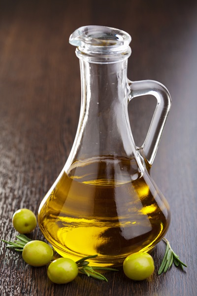 eh cara hilangkan parut minyak zaitun