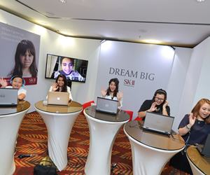 Kempen Impi Semula Dream Big SK-II #ChangeDestiny