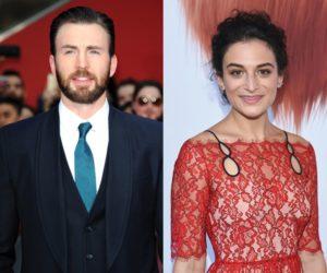 Cinta Captain America: Chris Evans Pilih Jenny Slate