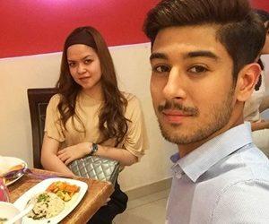 Artis Pengantin Baru Sambut Ramadan Pertama Sebagai Suami Isteri