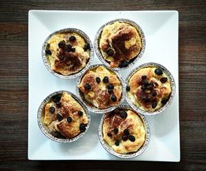 Resipi Mudah Puding Roti (Bread Butter Pudding)