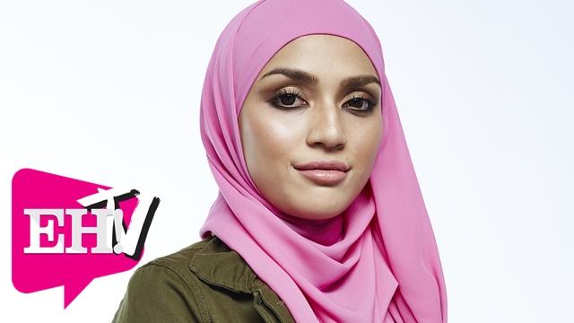 Tutorial Hijab : Benang Hijau X EH! (Interpretasi Muda)