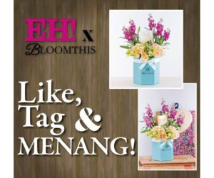 EH! x Bloomthis