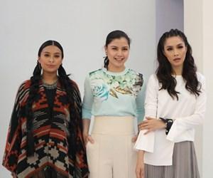Pementasan Koleksi Kolaborasi Tiga Selebriti EH! X FashionValet Berlangsung Meriah!
