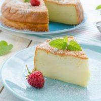 Resipi Kek Japanese Cheese Mudah dan Ringkas