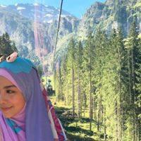 Gambar Kembara Mira Filzah Mengelilingi Switzerland