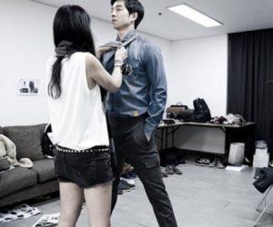 Gaya Artis Lelaki Tinggi Korea Ketika Berbual