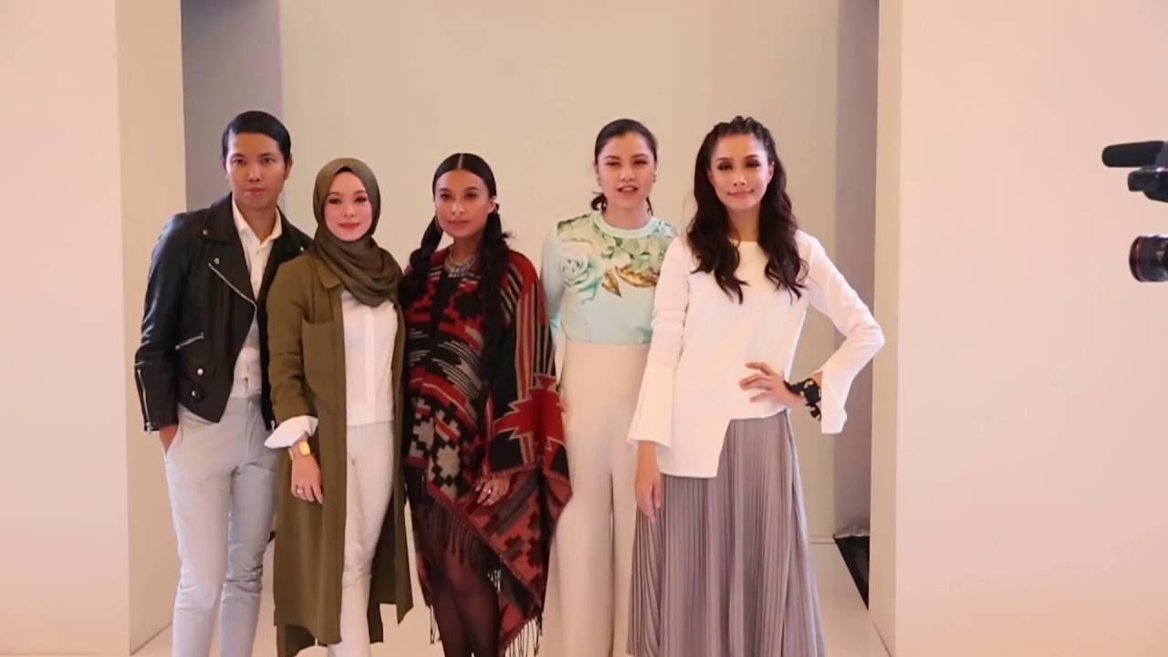 EH! X FashionValet bersama Scha Alyahya, Lisa Surihani dan Nabila Huda
