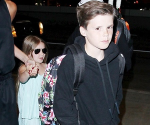 Cruz Beckham ; The Next Justin Bieber
