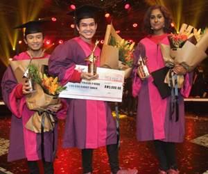 Akademi Fantasia 2016, Amir Syazwan Dinobatkan Sebagai Juara