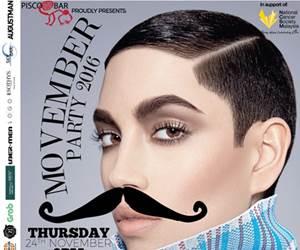 Movember Cetus Kesedaran Ramai Untuk Tangani Kanser Prostat dan Testikular
