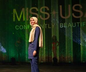 Halima Aden, Peserta Pertama Miss Minnesota Amerika Syarikat Yang Berhijab