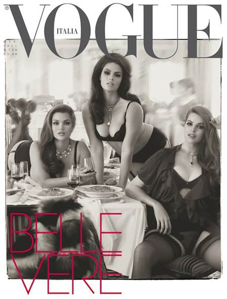 vogue-italia-plus-size-issue