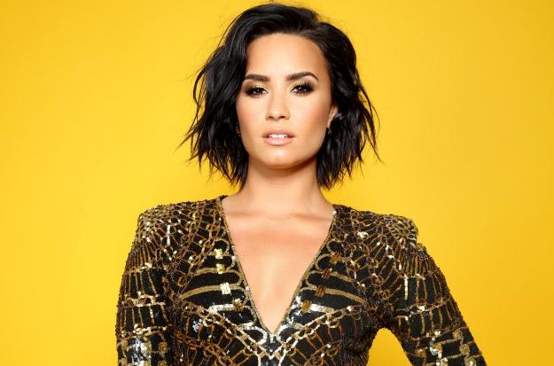 Mandatory Credit: Photo by Sara Jaye Weiss/REX/Shutterstock (5712409u) Demi Lovato 102.7 KIIS FM'S Wango Tango, Backstage Portrait Studio, Carson, America - 14 May 2016