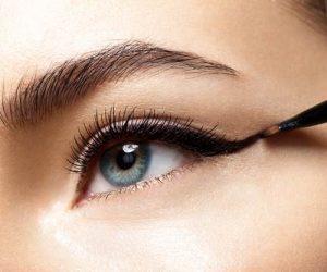 Cara Betul Menggaris Penggaris Mata Dengan Sempurna