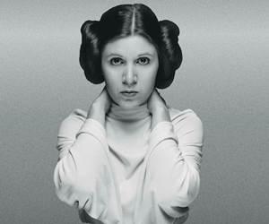 Carrie Fisher, Bintang Hollywood dan Star Wars Royalti Meninggal Kerana Serangan Jantung