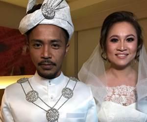 Hazama dan Genervie Kam Pilih Majlis Ringkas Untuk Pernikahan