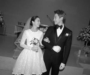 Rain Dan Kim Tae Hee Kongsi Gambar Perkahwinan
