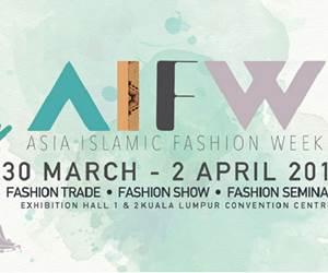 100 Pereka Fesyen Bakal Persembah Koleksi Rekaan Konsep Islamik Di Asia Islamic Fashion Week Pertama di Malaysia