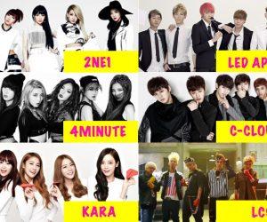 Ayuh Bantu 2NE1, 4MINUTE, SPEED & Bekas Artis K-POP lain Kembali Bersatu
