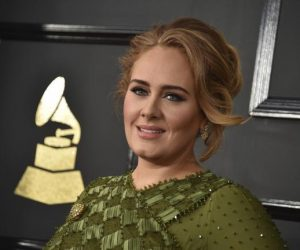 Adele Takluki Grammy Awards
