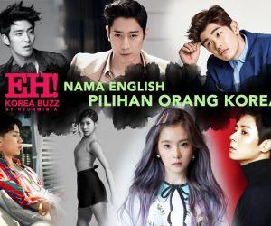 Ketahui 20 Nama English Popular Pilihan Orang Korea