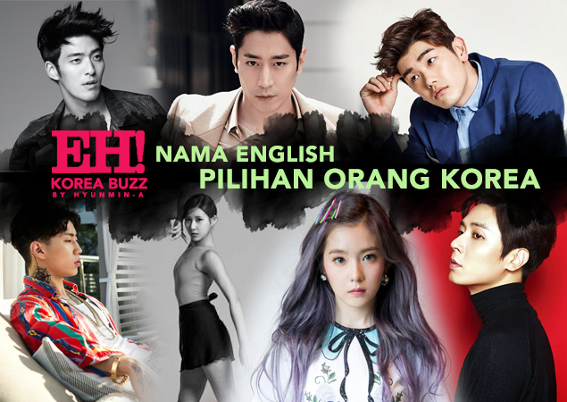20 Nama English Popular Pilihan Orang Korea