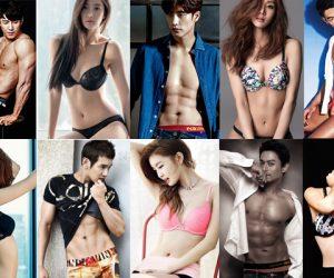 20 Bintang Hot Korea Bergelar Model Bikini & Seluar Dalam