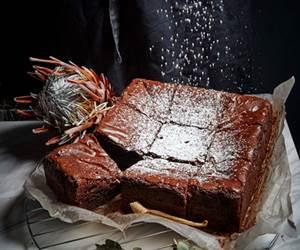 Resipi Fudge Brownies Cepat Dan Mudah