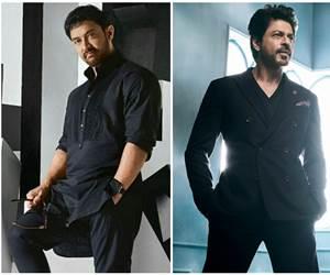 Selfie Pertama Shah Rukh Khan dan Aamir Khan Setelah 25 Tahun Berkawan Dalam Dunia Seni