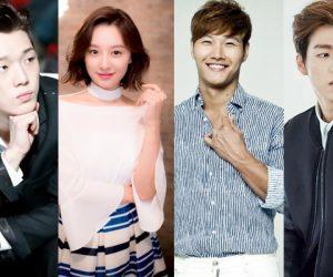 Dekati Selebriti Korea Yang Berkongsi Nama Tapi Berlainan Jantina!