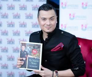 Buku Resipi My Sucre Story Luahan Cinta Datuk Fazley Kepada Dunia Kulinari