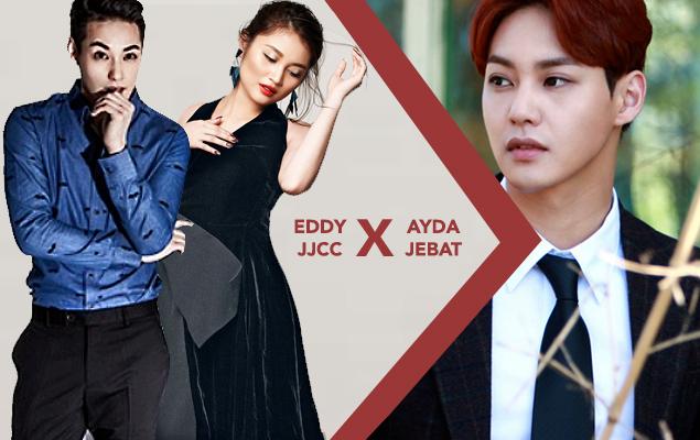 Suka Ayda Jebat, Eddy JJCC Dedah Realiti Hidup Artis K-POP