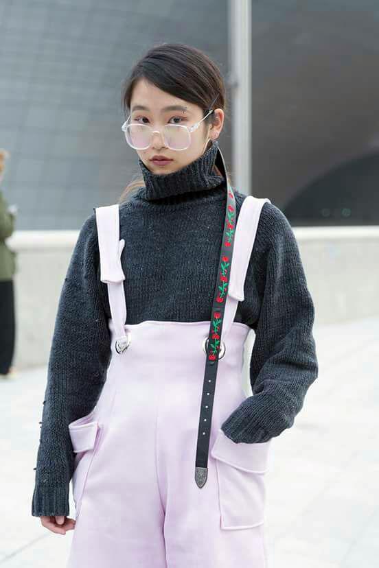 Letupan Gaya Selebriti Korea Vs Orang Korea Di Seoul