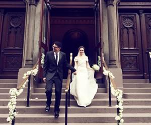 Emmy Rossum Akhirnya Berkahwin Selepas Dua Tahun Bertunang