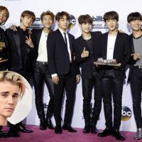 10 Sebab Bintang K-POP, BTS Mampu Tewaskan Justin Bieber di BBMA & Pecah Rekod Dunia!