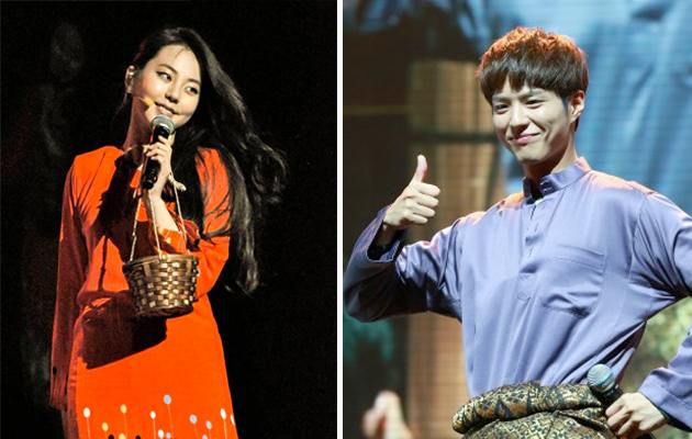 Gaya 12 Artis Korea Segak Berbaju Melayu & Manis Berbaju Kurung