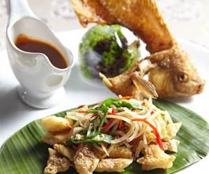 Istimewa Ramadan : Hidangan Asian Fusion Di Ruyi And Lyn Serendah RM50++ Seorang