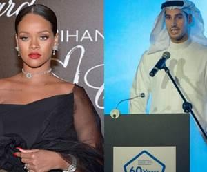 Kekasih Gelap Rihanna Sebenarnya Seorang Billionaire Dari Arab Saudi