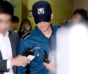T.O.P Big Bang Keluar Dari Latihan Khidmat Ketenteraan Kerana Dadah