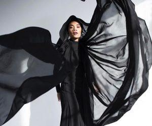 Yuna Muncul Di Majalah Vogue Arabia