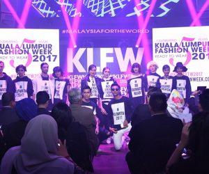 150 Pereka Fesyen Bakal Pentaskan Rekaan Never-Seen-Before Di KLFW RTW 2017