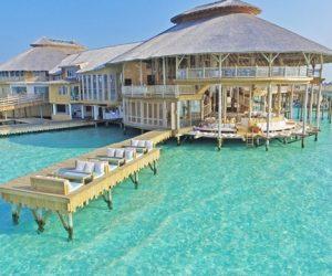 10 Villa Atas Air Di Maldives Bawah RM2000